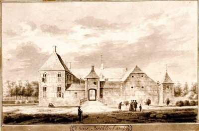 't Huis Breklenkamp 1731