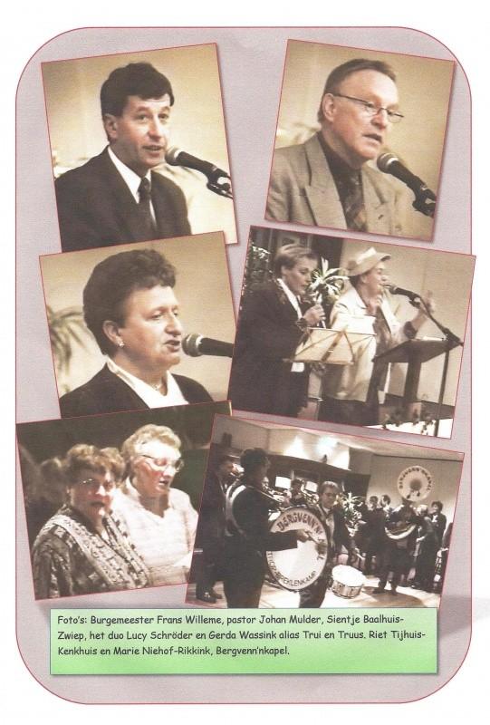 Filmbeelden 50-jarig jubileum KPO Lattrop-Breklenkamp 1996