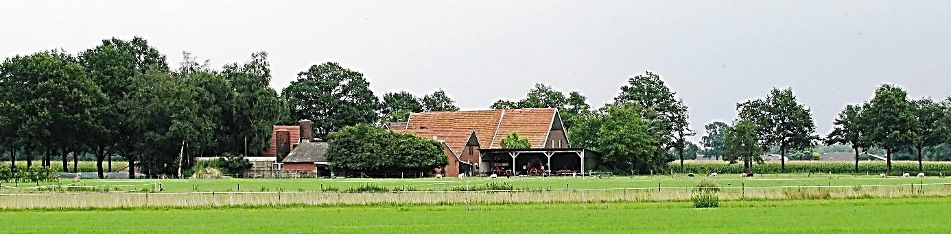 Boerderij Haamberg op Zeggelvoort in Lattrop