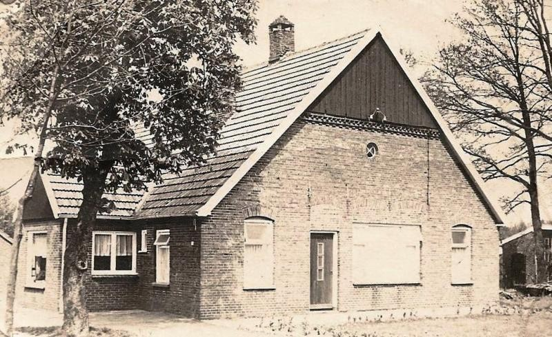 Woonhuis fam Peters-Oortman (Heinink-Jaan) Lattrop gebouwd in 1932