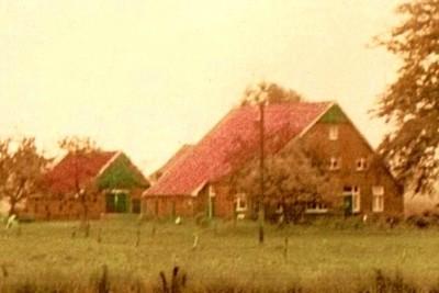 Het Damhuis of Sneuijman in Lattrop ca. 1955