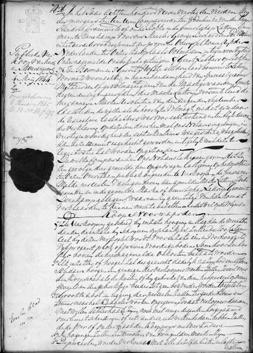 1844-4-5 Verkoop heide- en moerasgronden Marke Lattrop (1)