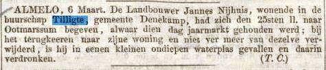 1852-03-08 Algemeen Handelsblad 08-03-1852 landbouwer Jannes Nijhuis verdrinkt