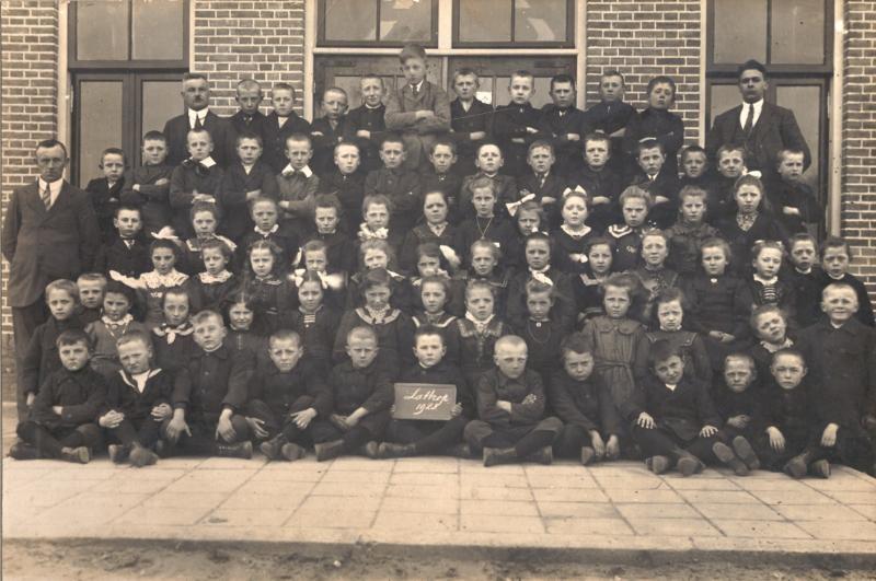 Schoolfoto 1923