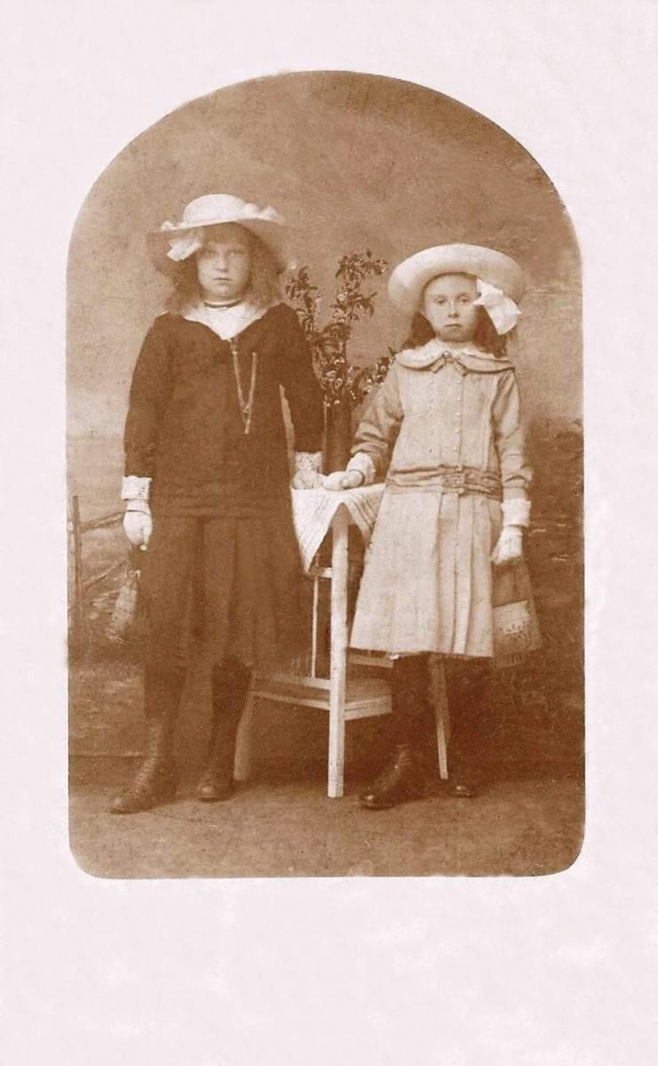 Foto archief Lies Snoeijink-Oude Vrielink in Lattrop