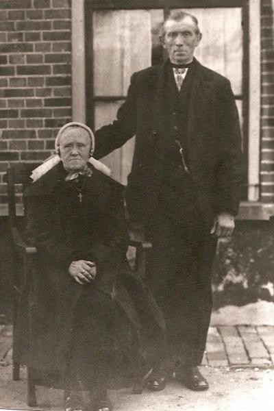Hermanus Maseland en Johanna Gortemaker