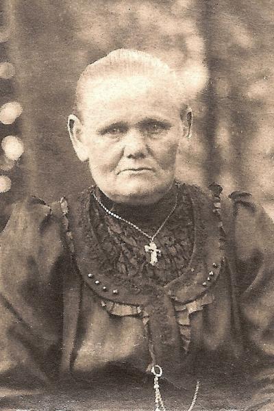 Berendina Maria Nolten geb. Buurtschap Denekamp 1875, ovl Lattrop Heinink Jaan 1941