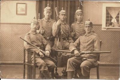 Archie fBergman Breklenkamp (Berend Rengelink) 26-08-1914