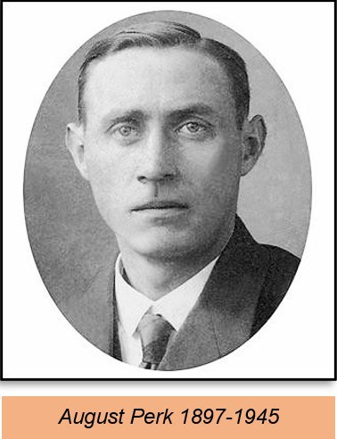 August Perk 1897-1945