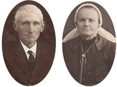 Bernard Joseph Veldhuis en San Kloeze Volthe