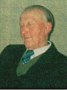 Bernardus Franciscus (Bernard) Raatgerink op Klinge in Tilligte 1916-2004