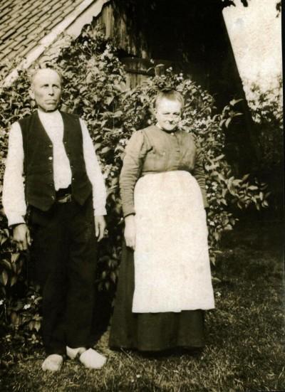 Bernardus (Bernard) Beijerink en Euphemia Gesina (Sina) Roelofs Tilligte