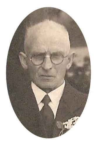 Bernardus Koehorst Lattrop foto 1942