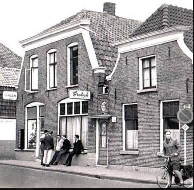 Bisschopstraat Oldenzaal rechts Kempers