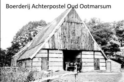 Boerderij Achterpostel in Oud Ootmarsum