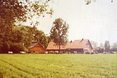 Boerderij en woonhuis Hassink op Klinge in Noord Deurningen