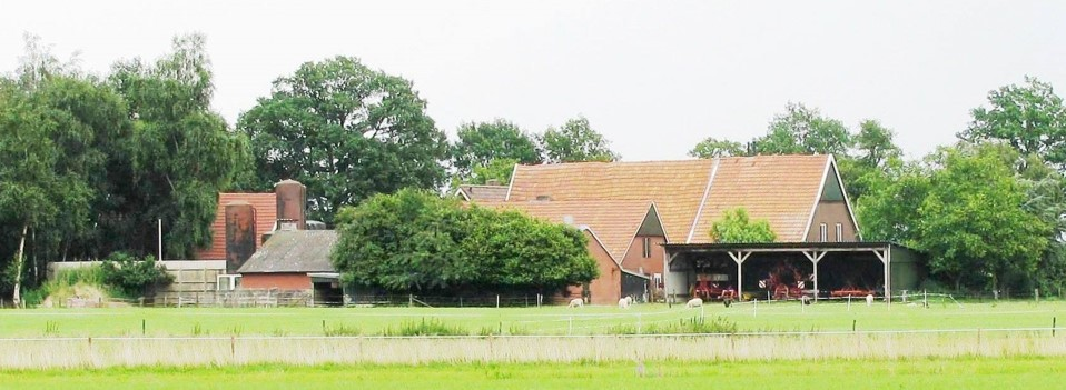 Boerderij familie Haamberg (Zegelvoort) Lattrop