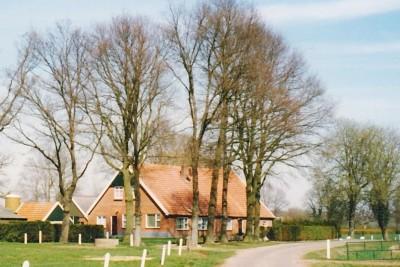 Boerderij Könink in Dulder bij Saasveld (Foto archief Riet en Hendrik Nijland in Saasveld)