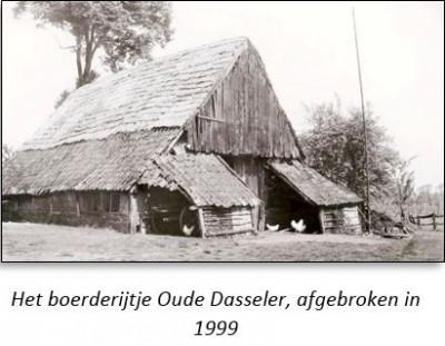 Boerderij 'Oude Dasseler' later Maatman Lattrop (afgebroken in 1999)