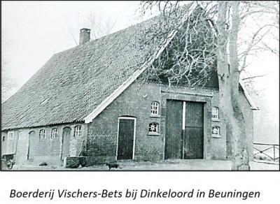 Boerderij Wargers op Vischers-Bets in Beuningen