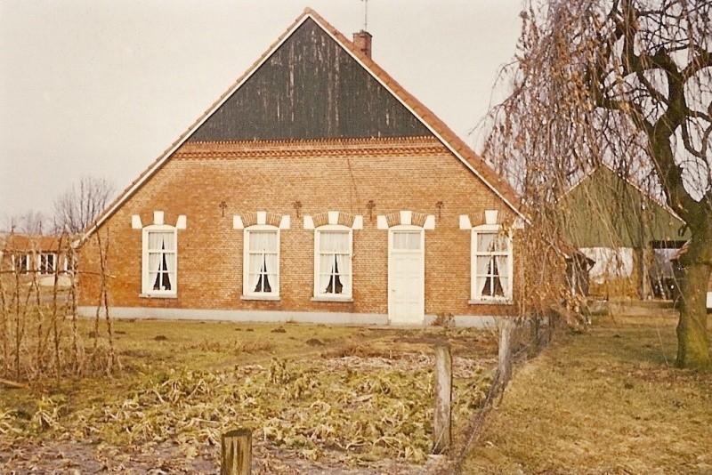Boerderij Pikkemaat in Lattrop