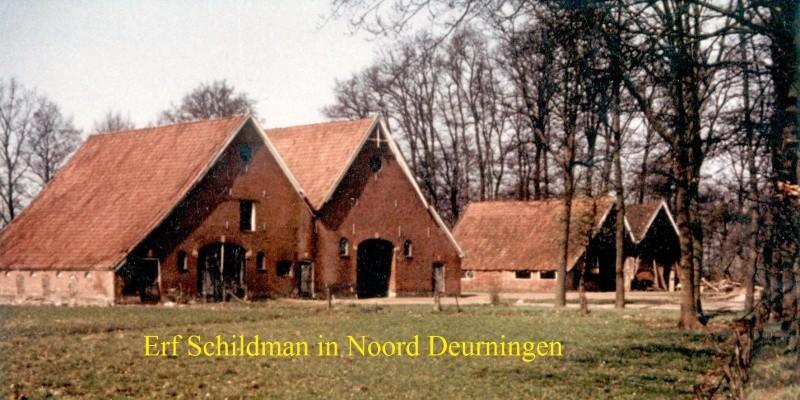Boerderij Schildman Noord Deurningen