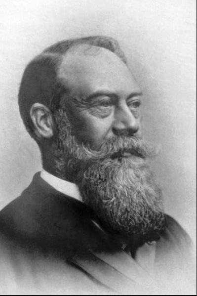 Burgemeester Hoogklimmer, in functie van 1878 tot 1923