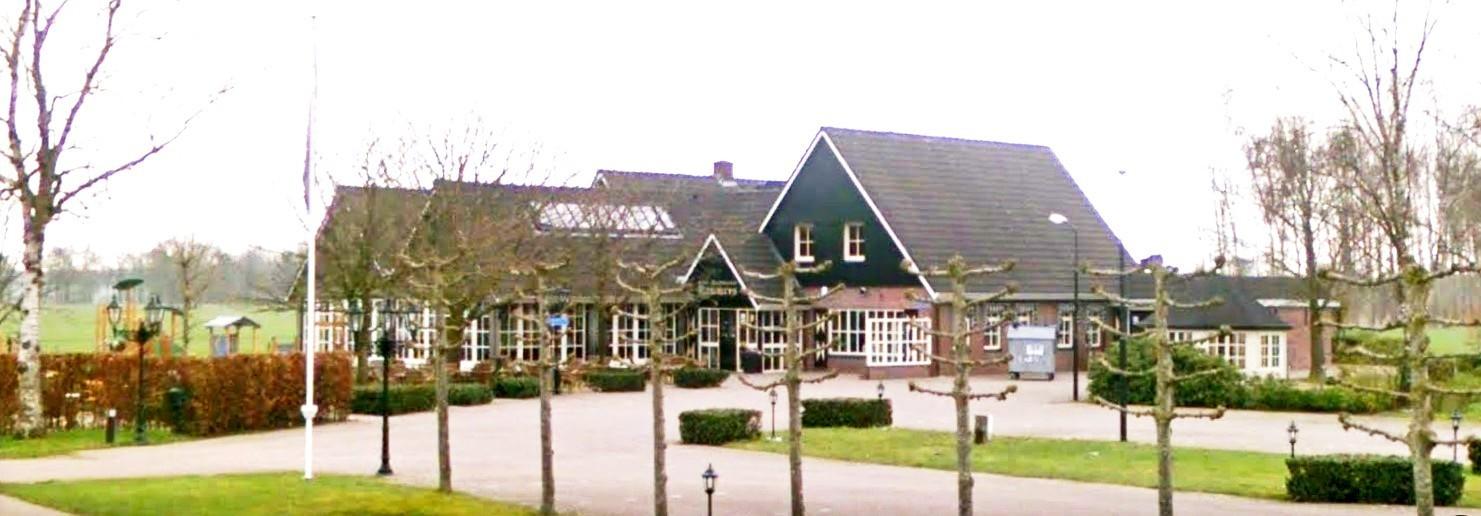 Café-restaurant Rouwers voorheen Weghuis in Klein Agelo