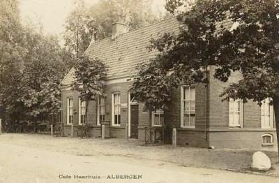 Café Haarhuis in Albergen