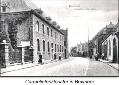 Carmelieten-Klooster in Boxmeer
