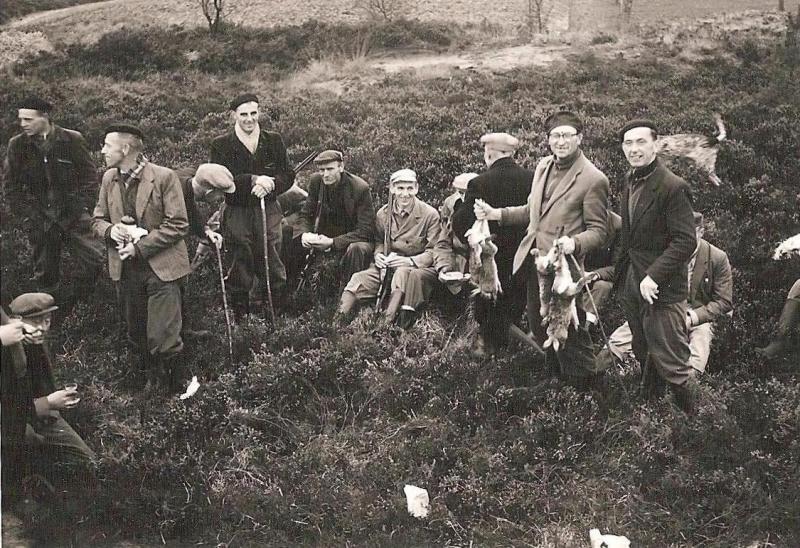 Ceciliajacht Lattrop-Breklenkamp 1959