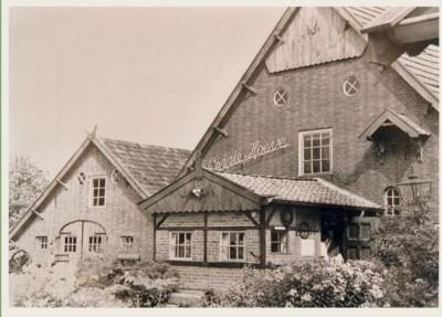 De Gerriehoeve in Lattrop, voorheen boerderij Krake