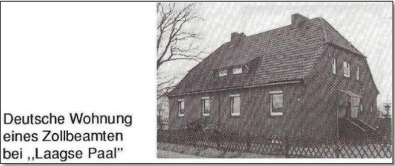 Deutsche Wohnung bei Laagse Paal