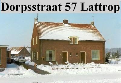 Dorpsstraat 57 Lattrop 1978