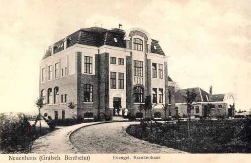 Evangel. Krankenhaus in Neuenhaus