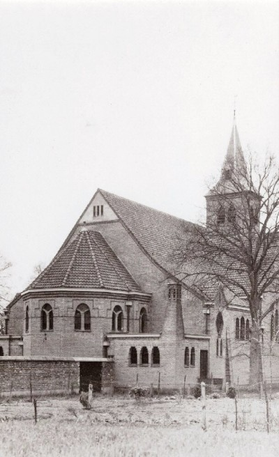 RK kerk Lattrop achterzijde