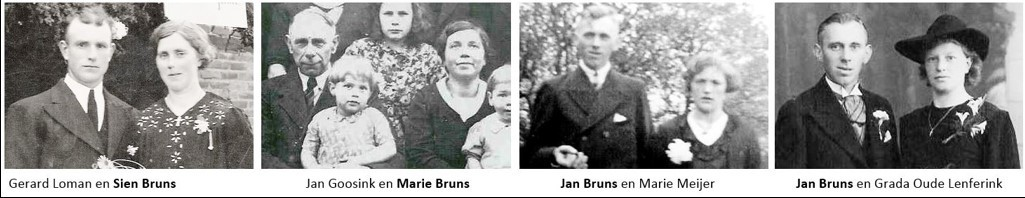 Familie  Bruns-Lansink in Lattrop