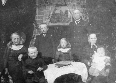 Familie Harm  Hendrik Molendijk-Zwenne Bolk op Brookman Breklenkamp
