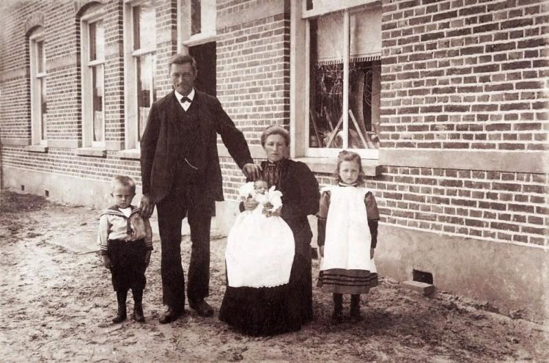 Familie Beijerink Tilligte? 1919