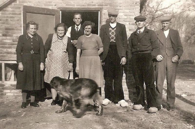 Familie Bodde (Stokke) Lattrop