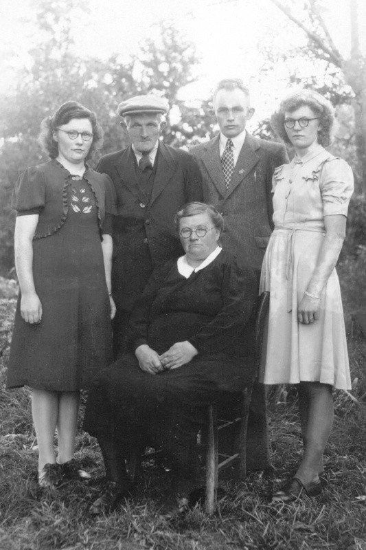 Familie Laarhuis-Velthuis Lattrop