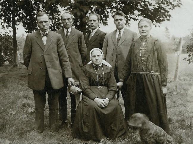 Familie Pikkemaat-Keukeler (Pikmoat) Lattrop