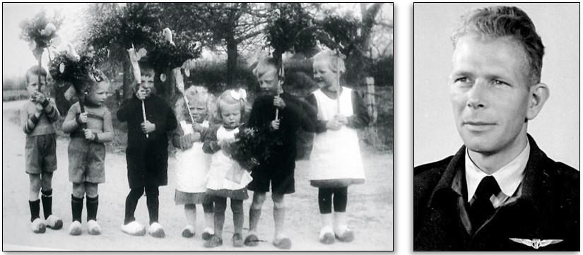 Foto Jan Jonkers Palmzondag 1945