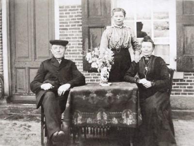 Foto Kottink-Nijhuis oud Ootmarsum