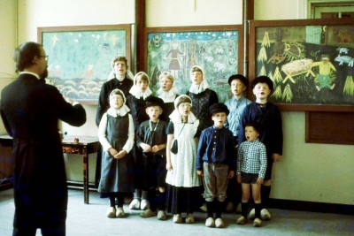 Foto school Breklenkamp 1983