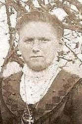 Geertruida (Trui) Hulsmeijers-Tijscholte 1870-1920