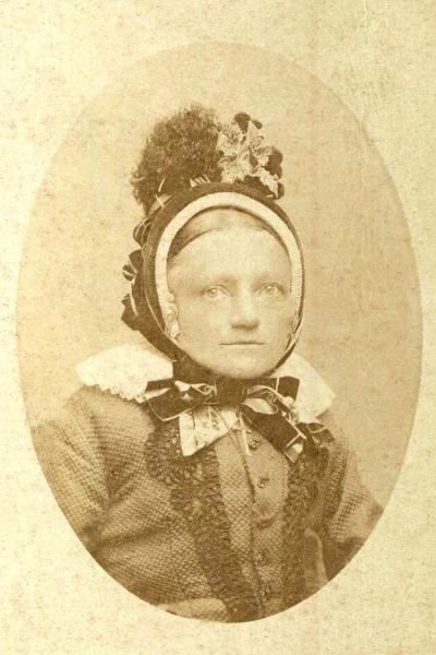 Geertrui Groeneveld-Mensink op Lutke Velde Breklenkamp 1827-1900