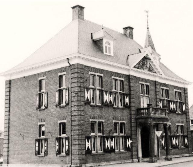 Gemeentehuis in Denekamp