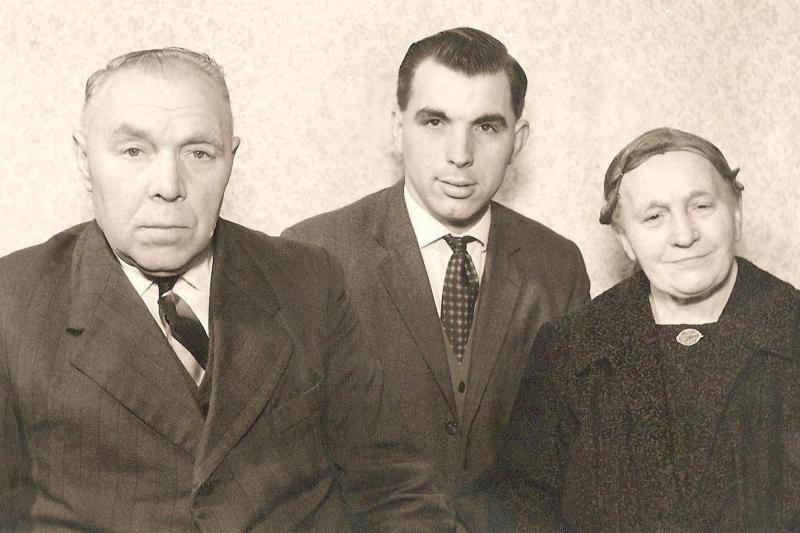 Familie Hulsmeijer-Groeneveld (Roepe) Breklenkamp