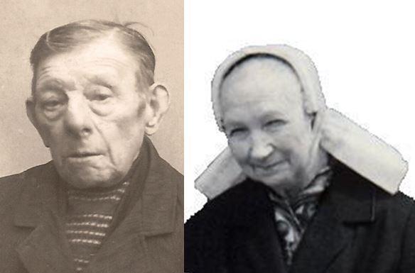 Gerardus Roelofs en Anna Johanna (Jannoa) Ruël op Sniedersboer Breklenkamp